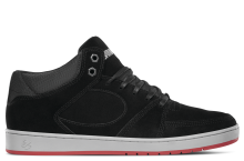 eS Accel Slim Mid X Wade Desarmo Weatherized Shoes, Black