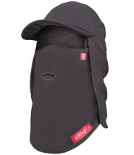 a258158ff89 Airhole 5 Panel Tech Hat 3 Layer Charcoal