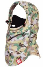 Airhole Airhood 2 Layer Tundra Camo