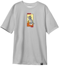 Almost Tom and Jerry Tee, Light Grey