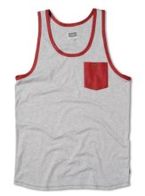 Altamont Chute Tank, Grey Heather