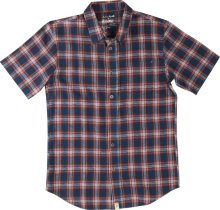 Altamont Waster SS Woven, Navy