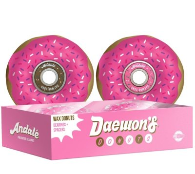 Andale Daewon Song Donut Wax and Bearings