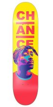 Chance Skateboards 2Pac Deck