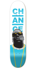Chance Skateboards Biggie Deck