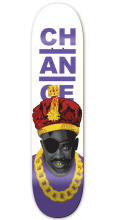 Chance Skateboards Slick Rick Deck