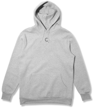 Crooks & Castles Ambassador Hoodie, Heather Grey