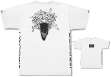 Crooks & Castles Block Patrol Tee, White