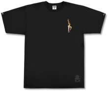 Crooks & Castles Get Paid Tee, Black