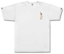 Crooks & Castles Get Paid Tee, White