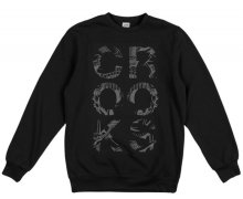 Crooks & Castles Illusions Crew, Black