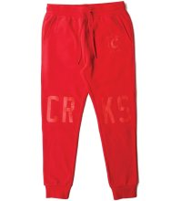 Crooks & Castles Lowkey Sweatpants, Red