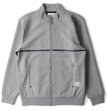 Crooks & Castles Rocket Jacket, Heather Grey