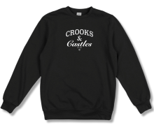 Crooks and Castles Timeless Crew, Black