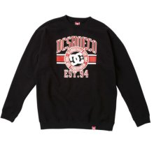 DC Shoes RD League Crew, Black