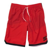 DC Shoes Baller Shorts, Red