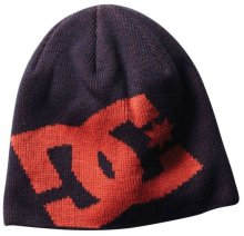 DC Shoes Big Star Beanie, Navy
