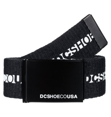 DC Shoes Chinook Scout Belt, Black
