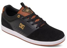 DC Shoes Cole Signature Shoes, Black Brown White