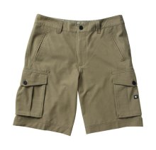 DC Shoes Combat Cargo Shorts, Army