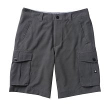 DC Shoes Combat Cargo Shorts, Dark Shadow