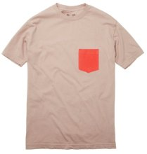 DC Shoes Mikey Taylor Double Up Tee, Jet Stream