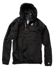 DC Shoes K-Way Collab Jacket, Black