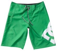 DC Shoes Lanai Essentials 4 Boardshorts, Kelly Green