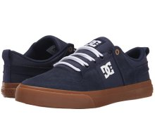 DC Shoes Lynx Vulc Shoe, Navy Gum