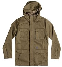 DC Shoes Mastadon M65 Jacket, Taupe