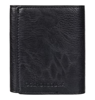 DC Shoes Mix Messages Wallet, Black