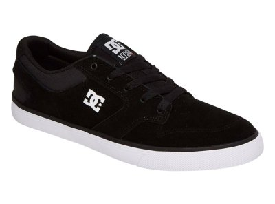 DC Shoes Nyjah Vulc Shoe, Black