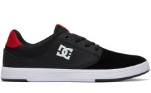 DC Shoes Plaza TC S Shoe, Black Red