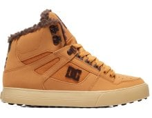 DC Shoes Pure Winter High-Top Boots, Brown Chocolate