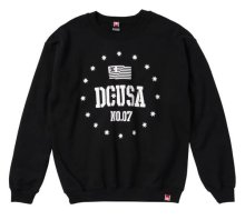 DC Shoes RD USA Ring Crew, Black