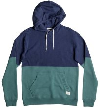 DC Shoes Rebel Block Hoodie, Summer Blues