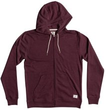 DC Shoes Rebel Zip Hoodie, Port Royale