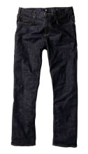 DC Shoes Relaxed Jeans, Indigo Rinse