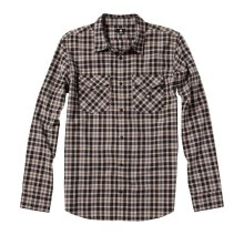 DC Shoes Rogie LS Woven, Pewter