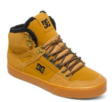DC Shoes Spartan High WC Shoe, Wheat