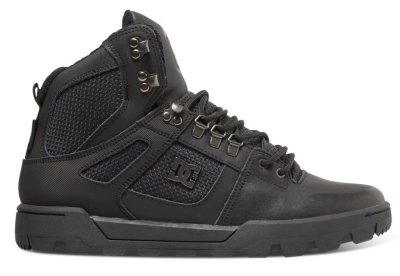 DC Shoes Spartan High WR Boots, Black