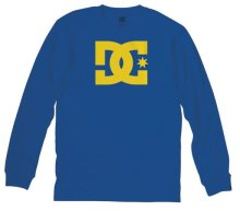 DC Shoes Star LS Tee, Olympian Blue