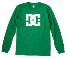 DC Shoes Star LS Tee, Celtic