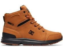 DC Shoes Torstein Boots, Wheat Dark Chocolate