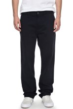 DC Shoes Worker Straight Chinos, Dark Indigo