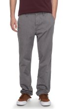 DC Shoes Worker Straight Chinos, Heather