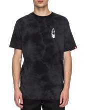 DC Shoes x Sk8Mafia Texture Tee, Black