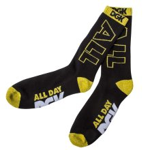 DGK All Day Socks, Black