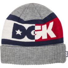 DGK Anthem Beanie, Heather Grey