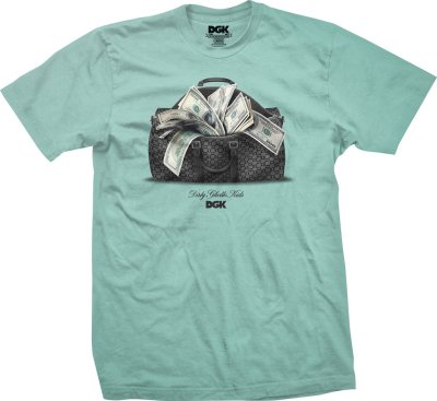 DGK Carry On Tee, Mint